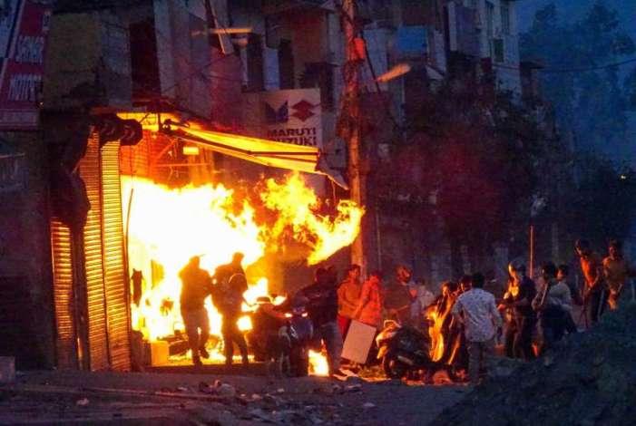 Death toll in northeast Delhi violence rises to 20