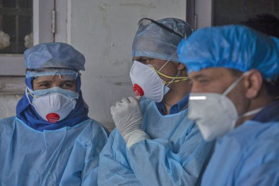 2 Covid deaths in Doda, 145 fresh cases in J&K