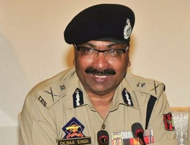 Security forces alert to Pak efforts of dropping weapons, narcotics: DGP