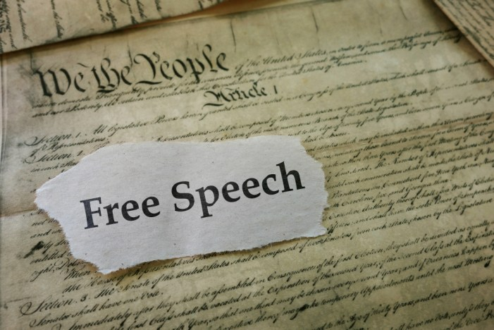 Attacks on freedom of speech are meant to turn citizens into slaves