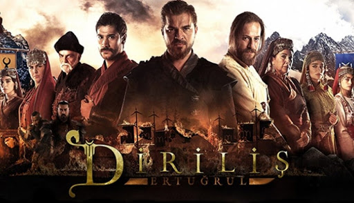 The Muslim World revitalised by Resurrection: Ertugrul