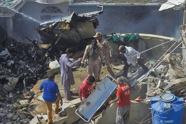 Survivor recounts Pak plane 'jolted' thrice before crash