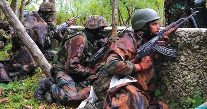 CO of 21 RR killed along with Major, two soldiers, police officer in Handwara gunfight