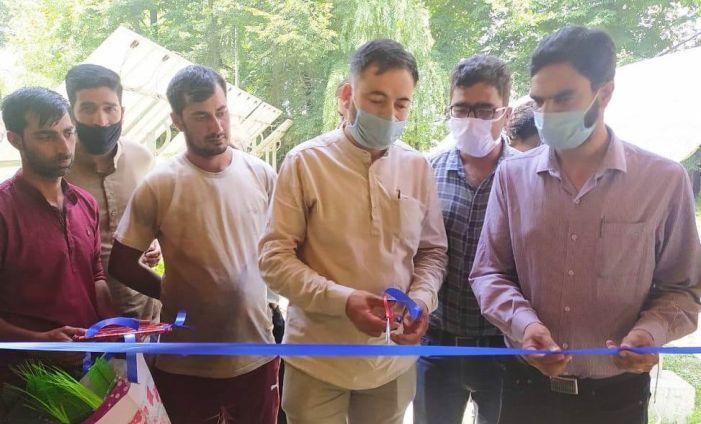 BDC office inaugurated at Pampore