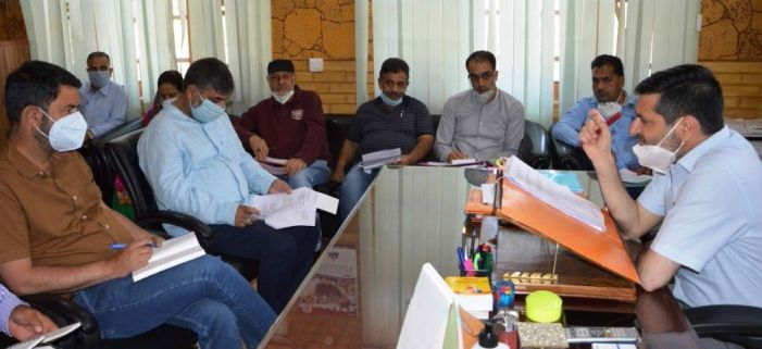Preserving wetlands,water bodies from encroachment top priority: DC Budgam