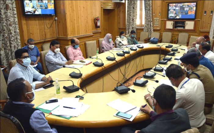 Div Com calls for further improving, strengthening measures to fight Covid-19