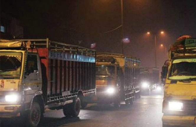 Don't stop interstate buses, trucks during night curfew: MHA to states
