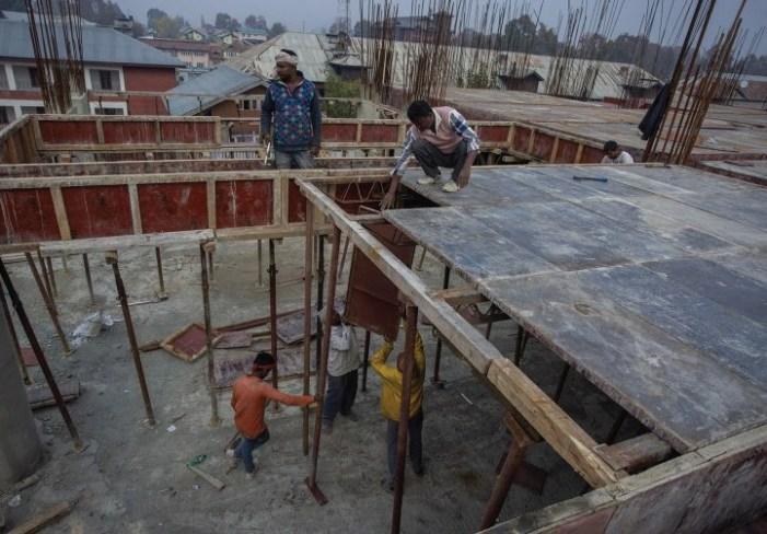 Multilevel parking lots in Srinagar await resumption of Covid-stalled work