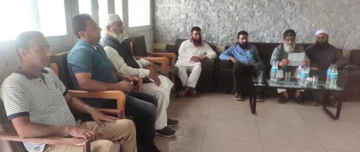 Traders' body concerned over lack of development in Uri