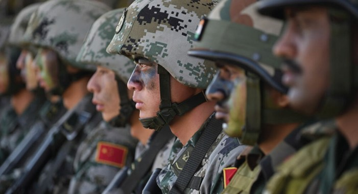 China says presently it hasn't detained any Indian soldiers