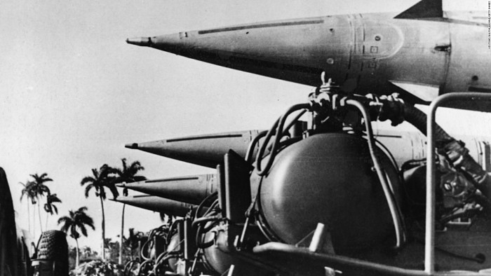 How the Cuban Missile Crisis unfolded