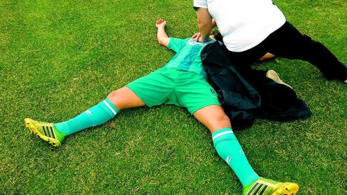 10-year-old footballer dies on ground while playing in Baramulla