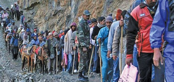 6 lakh expected for Amarnath Yatra this year