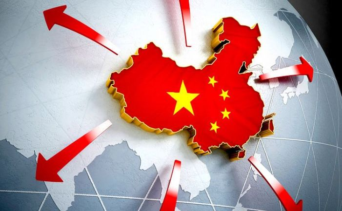 China as the hegemon