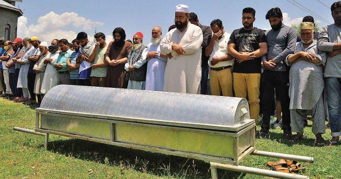 Civilian, CRPF trooper killed in Sopore shootout