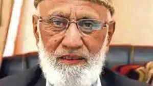 TeH chairman Ashraf Sehrai admitted to GMC Jammu