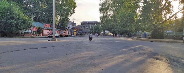 Srinagar's Sunday market still shut