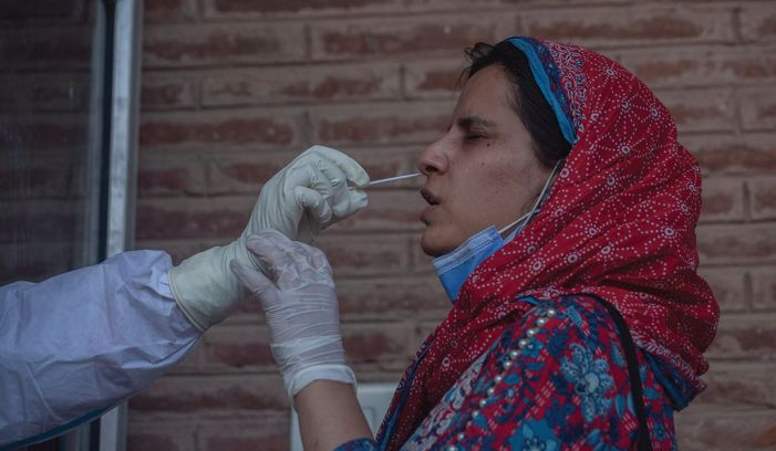 482 more infections take J&K's COVID-19 tally past 26000 mark