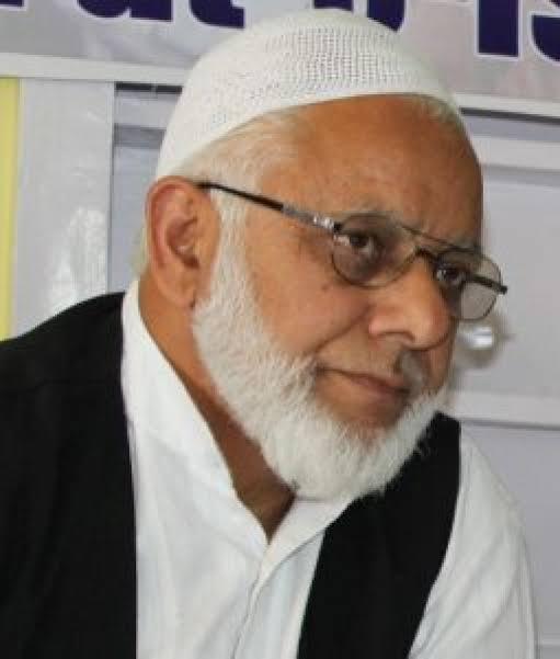 Advocate Zahid Ali booked under PSA