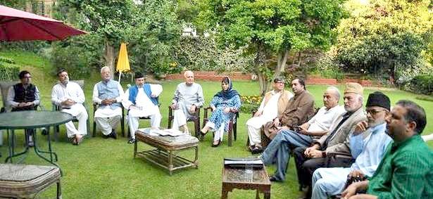 Gupkar Alliance to meet today