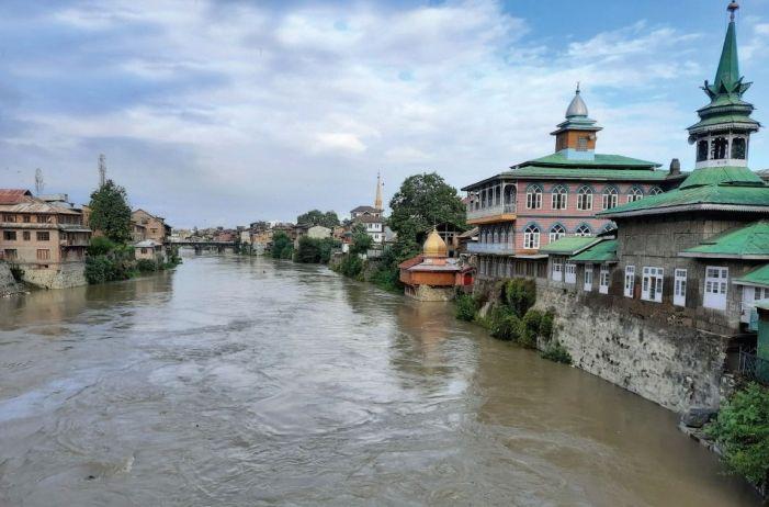 Rivers, streams rise, then ebb; highways still blocked