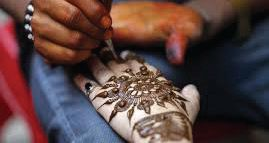 'What is Eid without mehndi?'