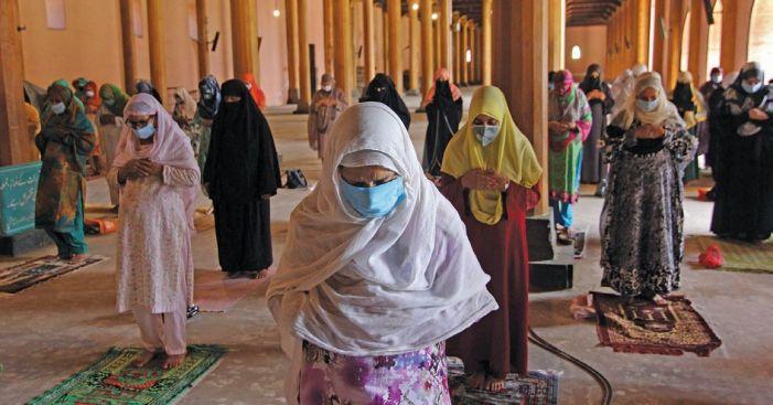 First Friday prayers at Jamia Masjid, Dargah since lockdown