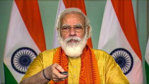 Frustration of one party at root of politics of opposition:PM on protest over farm bills