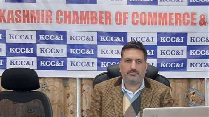 KCC&I welcomes J&K govt's business revival package