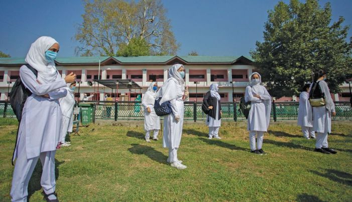 Higher educational institutions to open in Kashmir on Feb 15
