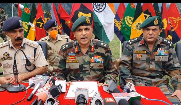 Huge cache of arms and ammunition recovered in Baramulla village along LoC: Army