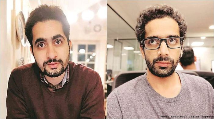 Kashmiri and Lucknowi duo at IIT Bombay come up with app for teachers, students of J&K