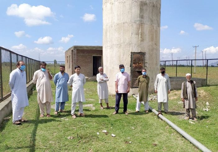 Pampore villages waiting for 15 years to get potable water