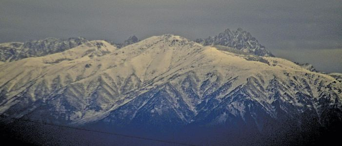 MeT predicts light snowfall in upper reaches today