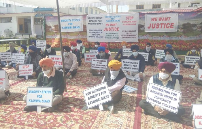 ASGMC demand inclusion of Sikhs in new reservation policy for Hindus