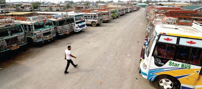 Applications invited under govt scheme to replace old buses with new