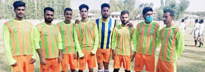 CFC Hajin,Ali Sports Hajin, win their matches