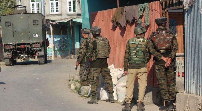 Five militants killed in south Kashmir
