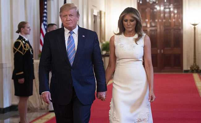 US President Donald Trump, wife Melania contract COVID-19