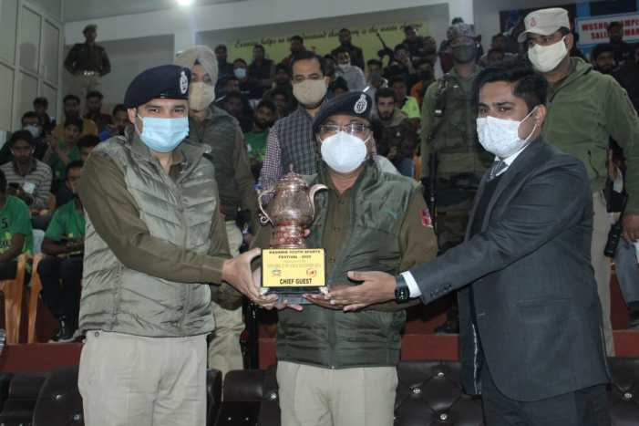 Youth Sports Festival concludes in Bandipora