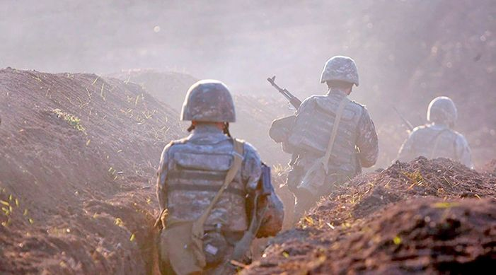 Nagorno-Karabakh Conflict: Behind the Scenes