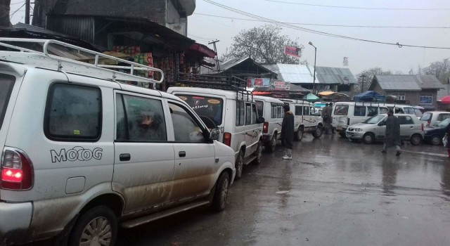 All cabs turned back from Pantha Chowk in bizarre, unexplained move by police
