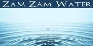 Wine or Zam-Zam, the zest of throats matters