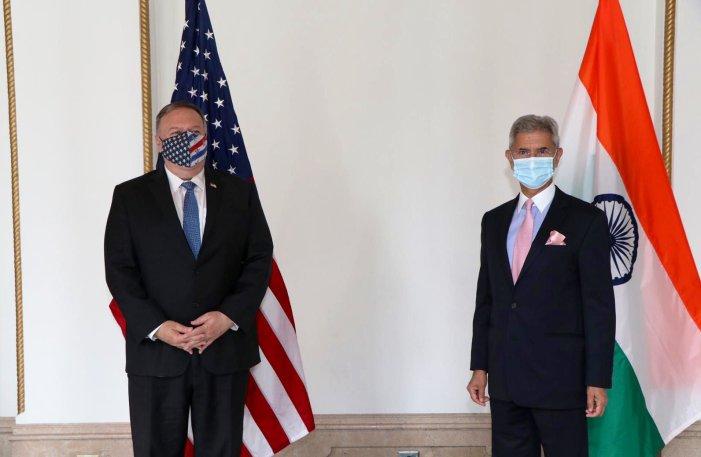 Jaishankar holds talks with Pompeo in Tokyo