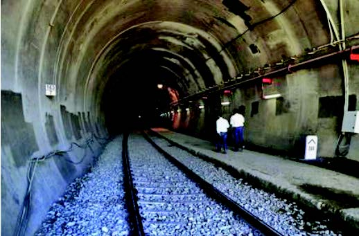 Opening of Qazigund-Banihal tunnel delayed from March end to April end
