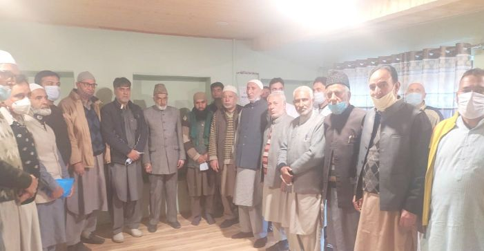 Auqaf Trust Pampore starts diagnostic centre