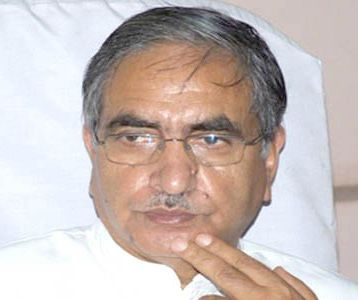 Ghulam Hassan Mir condemns JMC demolition dive in Sunjwan