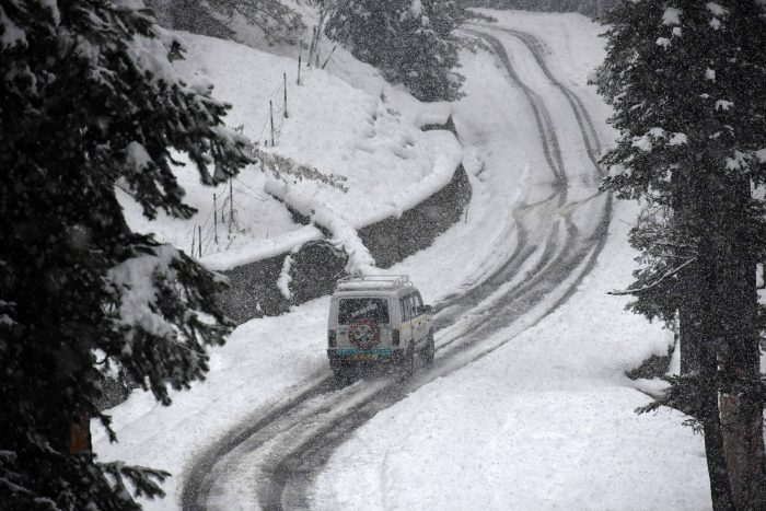 Significant improvement in weather in JK, Ladakh from today afternoon: IMD