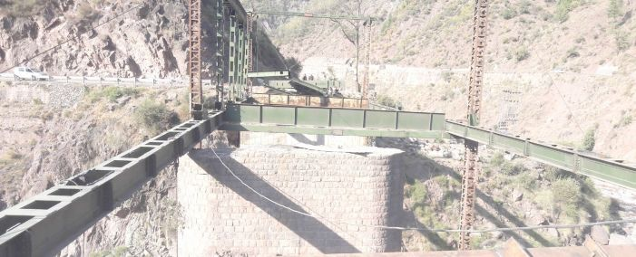 Regards15 years on, NS bridge in Uri await completion