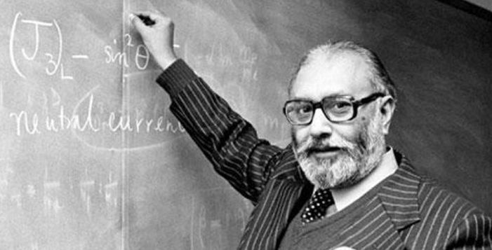 Science as shared heritage of mankind: Prof Abdus Salam